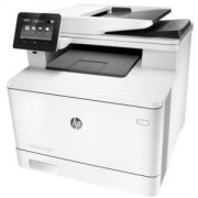 Multifunctional HP LaserJet Pro MFP M477fnw, A4, Fax, 27 ppm, ADF, Retea, Wireless