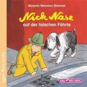 Nick Nase auf der falschen Fährte, 1 Audio-CD