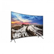 "Samsung MU8500 Series 4K Curved UHD Smart TV with Wi-Fi: 55""""-UN55MU8500FXZA"