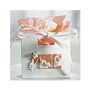 """Miniature Gift Bags with """"Tiny"""" Bridal Attire"""