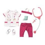 Baby Born Set Hainute Doctor