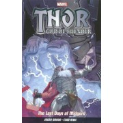Thor God of Thunder: Last Days of Midgard Vol. 4 by Jason Aaron