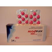 ALGOFLEX 400 MG FILMTABL. 24X