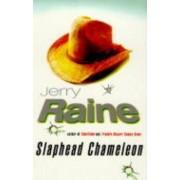 Slaphead Chameleon by Jerry Raine