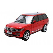 2013 Land Rover Range Rover Red 1/18 by Welly 11006