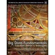 Big Data Fundamentals by Thomas Erl