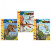 Zoobooks One-Year, 12-Issue Print + Digital Subscription to Zoodinos