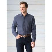 Walbusch Relax-Hemd Blau 39/40