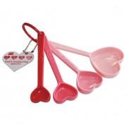 Measuring Spoons - Hearts