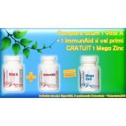 Super promotie Calivita: Vital A + ImmunAid