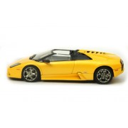 1/43 Lamborghini Murcielago Concept Car (Barchetta) Metallic Yellow Die Cast Model