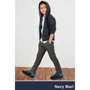 Next Side Stripe Joggers (3-16yrs) - Navy