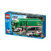 LEGO City - En la ciudad: camión de Grand Prix (60025)