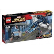 76032 The Avengers Quinjet City Chase
