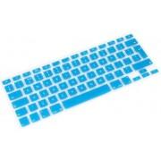 MacBook Pro 13.3 / 15.4 / 17.3 inch toetsenbord cover EU layout Blauw