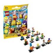 Set Lego Minifigures The Simpson Series 2 Foil Pack