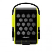 ADATA HD720 1TB USB External Hard Drive (Green)