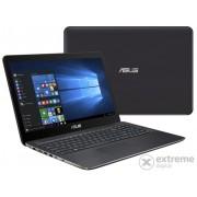 Laptop Asus X556UV-XO298T, maro inchis + Windows 10 Home, layout tastaura HU