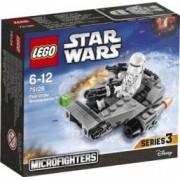 Set de constructie Lego First Order Snowspeeder 75126