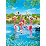 PLAYMOBIL Flock of Flamingos Building Kit