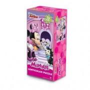 Disney Puzzle Lenticular 24 peças Minnie
