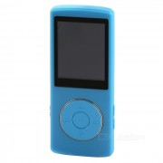 """1.8"""" reproductor de musica digital MP3 MP4 reproductor de mp3 con radio FM - azul (8 GB)"""