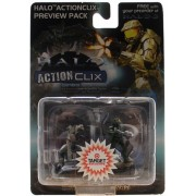 Halo 2 Action Figure Preview Pack - Target Exclusive