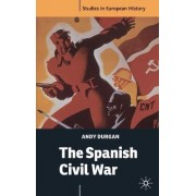 The Spanish Civil War by Andy Durgan