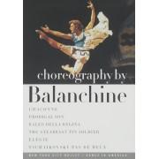 Mikhail Baryshnikov,Karin von Aroldingen,Shaun O'Brien etc/New York City Ballet - Choreography by Balanchine:Chaconne/Prodigal Son/Ballo della Regina/The Steadfast tin Soldier/Elegie/Tschaikovsky Pas de deux (DVD)