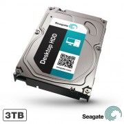 HARD DISK 3TB 7200RPM 64MB SEAGATE BARRACUDA ST3000DM001