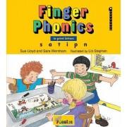 Finger Phonics: Book 1 by Sara Wernham