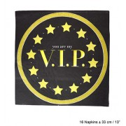 16 Servetele,33x33 cm ( model-VIP) - Cod 84599