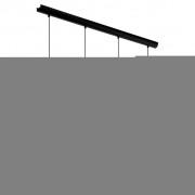 EGLO hanglamp Priddy 4L 49466