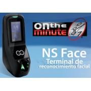 Sistema de control de asistencia NATIONAL SOFT On the minute 4.5 - 400 usuarios, Negro