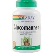 Glucomannan 600mg - Solaray Longeviv.ro