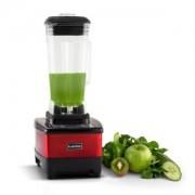 Klarstein Herakles-4G-E, 1500 W, 2 liter, asztali mixer, piros, zöld smoothie, BPA nélkül