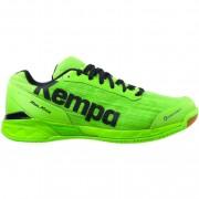 Kempa Herren-Handballschuh ATTACK TWO - hope grün/schwarz   48