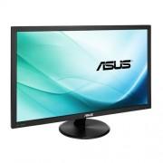 """Monitor ASUS VP247H 24""""W LCD LED 1920x1080 Full HD 100mil:1 1ms 250cd DVI 2xHDMI D-Sub Repro čierny"""