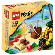 Lego Pirates 8397 Le Pirate Naufragé