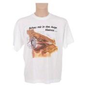 """T-Shirt """"Auge"""", Gr. XL"""