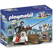 Playmobil Super 4 Jousting Rypan Guardian of the Black Baron