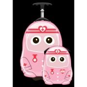 Ghiozdan si valiza Uniform Cutie Nurse set