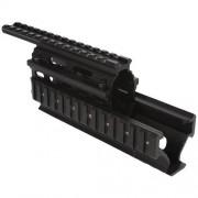 Firefield Handskydd Carbine 8.65 tum AK Quad Rail Svart