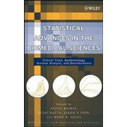 Statistical Advances in Biomedical Sciences by Atanu Biswas