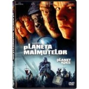 PLANET OF THE APES DVD 2001