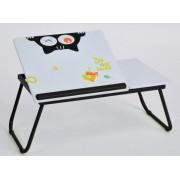 Laptop asztalka több színben cica 9300803