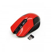 Mouse Vakoss Optical Wireless TM-651UR Red