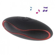 Captcha Lg Compatible Ceritfiedmini Rugby Bluetooth Wireless Speaker ( Assorted Colour )