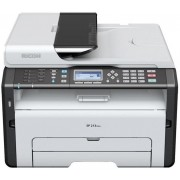 Multifunctional Ricoh SP 213SFNW, laser alb-negru, Fax, A4, 22 ppm, ADF, Retea, Wireless