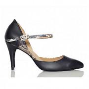 Sapatos de Dança (Preto) - Mulheres - Não Personalizável - Latim